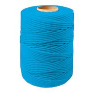 Шнур плетеный СТАНДАРТ 2,0 мм (500 м) синий, евробобина
