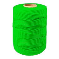 Шнур плетеный СТАНДАРТ 2,5 мм (500 м) зеленый, евробобина