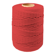 Шнур плетеный СТАНДАРТ 2,5 мм (500 м) красный, евробобина