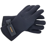 Спортивные неопреновые перчатки Envision 4 мм (черные)