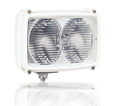 Прожектор палубный 2-ламповый 158х120х106 мм - фото