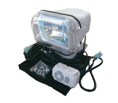 Прожектор стационарный ксеноновый проводной пульт ДУ, серия 970 - фото