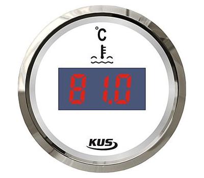 Указатель температуры воды цифровой 25-120 (WS) - фото