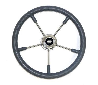 Колесо рулевое V.58G серое - фото
