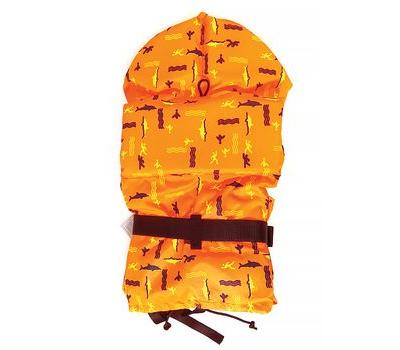 Жилет 100N FREEDOM оранжевый с рисунком 20-30 кг - фото 2