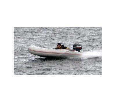 Моторная лодка ПВХ Баджер SL 430 AL - фото 4
