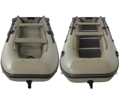 Надувная лодка Badger Fishing Line 330 PW12 + AirDeck - фото