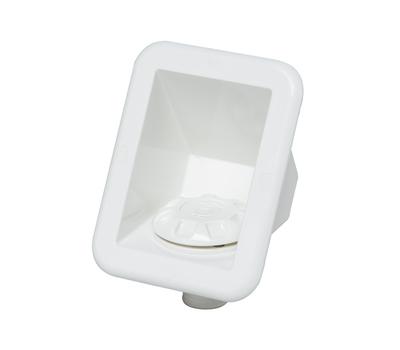 Горловина топливная с коробкой, диаметр 38 мм - фото