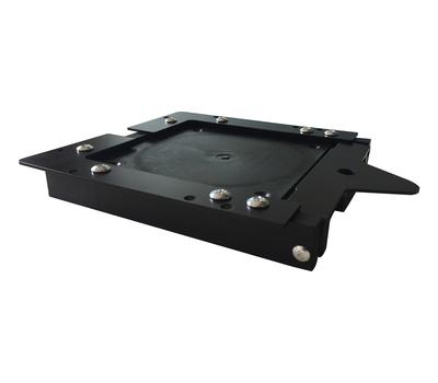 Переходник для быстрого снятия сидений, черный - фото