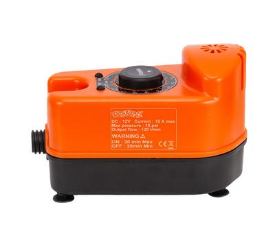 Электрический насос для ПВХ BRAVO (БРАВО) BP 12 B - фото 3