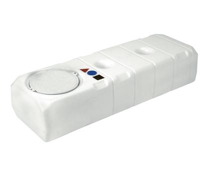 Универсальный бак для топлива и воды 48 л. - фото
