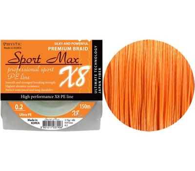 Шнур Sport Max X8 150м (0,20/12,0) - фото