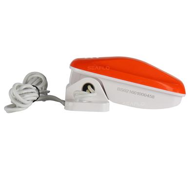 Переключатель поплавковый бело-оранжевый (18A) - фото 2