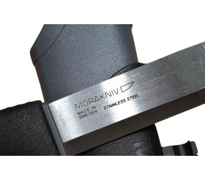 Нож Bushcraft Survival (Black/Grey) - длина / толщина лезвия, мм: 106 / 2,5 - фото 4