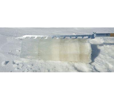 Пила для льда с деревянной ручкой Laxstrom - фото 6